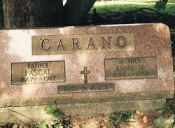 Anna <I>Massaro</I> Carano