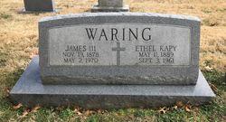 James E. Waring III
