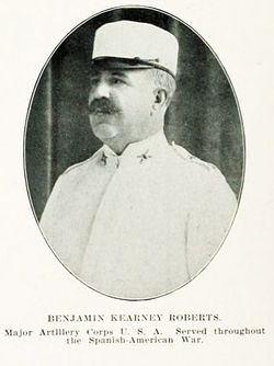 Benjamin Kearney Roberts