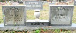 Bertha B <I>Boddie</I> Barron