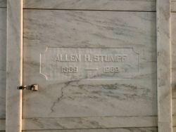 Allen Herman Stumpf