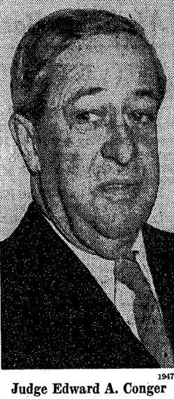 Edward Augustus Conger