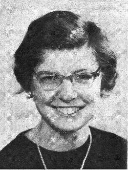 "Judith Anne ""Judy"" <I>Hext</I> McCarthy"