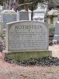 Abraham E. Rothstein
