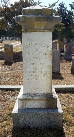 Elisha Wiley