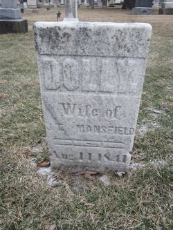 Dolly <I>Steele</I> Mansfield