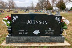 Norma J <I>Lampley</I> Johnson