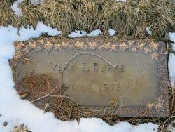 Vera E. <I>Hawcroft</I> Burke