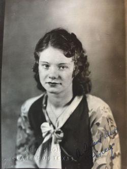 Evelyn Morene <I>Atkinson</I> Bagwell