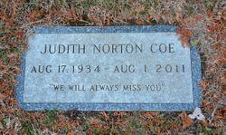 Judith Norton <I>Coe</I> Legg