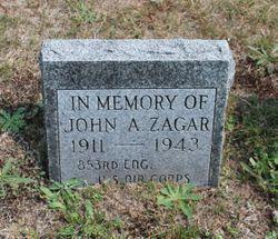 John A. Zagar