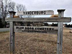 Blue Door Cemetery