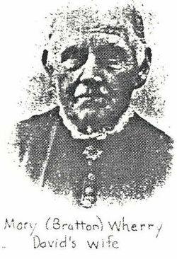 Mary Ann <I>Bratton</I> Wherry