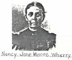 Nancy Jane <I>Moore</I> Wherry