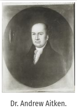 Dr Andrew Aitken