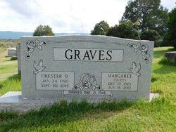 "Margaret Sue ""Suzy"" <I>Ballew</I> Graves"