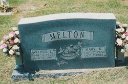 Mary K. <I>Akers</I> Melton