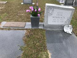 Dora Edith <I>Wommack</I> Moore