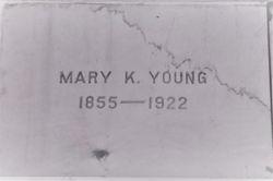 Mary L. <I>Kuhn</I> Young