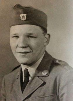 Pvt Willard Joseph Coulter