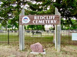 Redcliff Cemetery