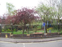 St. Giles Church Cholera Burial Ground