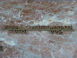 Alma I. Werttemberger