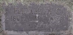 Elizabeth Cecelia <I>Lundy</I> Briggs