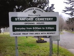 Stanford-le-Hope Cemetery