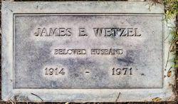 James Edwin Wetzel