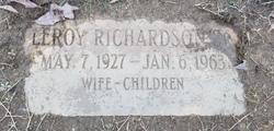 Leroy Richardson