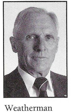 Thomas Sanders Weatherman (1906-1995) - Find A Grave Memorial