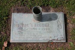 Willie Jane <I>Martin</I> Brewer