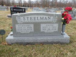 Edith <I>Griffin</I> Steelman