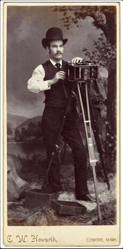 Charles Wesley Howorth