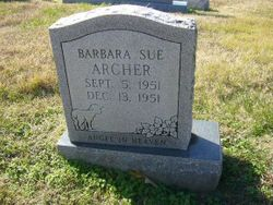 Barbara Sue Archer