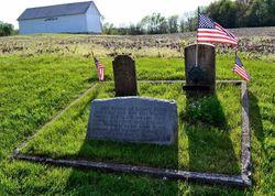 Whitaker Reserve Graveyard