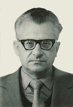 Petr Osipovich Karyshkovsky