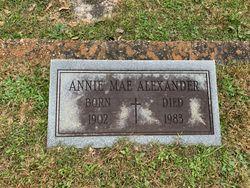 Annie Mae Alexander