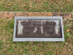 Helen Ruth Landon
