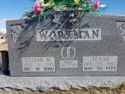 Jesse Austin Workman