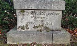 "Mehitable Sullivan ""Hetty"" <I>Appleton</I> Coolidge"