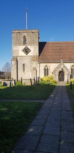 St. Mary the Virgin Churchyard