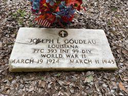PFC Joseph Leigh Goudeau Sr.