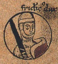 Friedrich II of Swabia