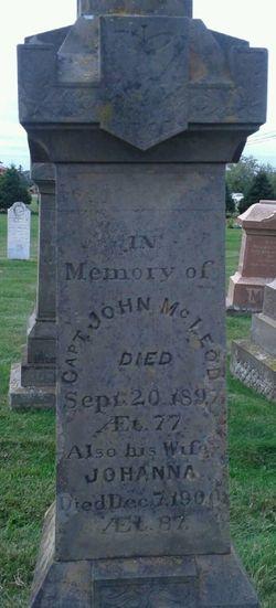 Capt John M Macleod 1820 1897 Find A Grave Memorial Images, Photos, Reviews