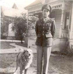 Maj Archibald Dean Anderson