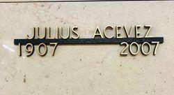 Julius Acevez