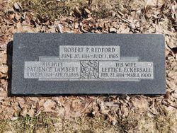 Robert Patefield Redford