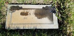 Mary M <I>Shortridge</I> Chalfant